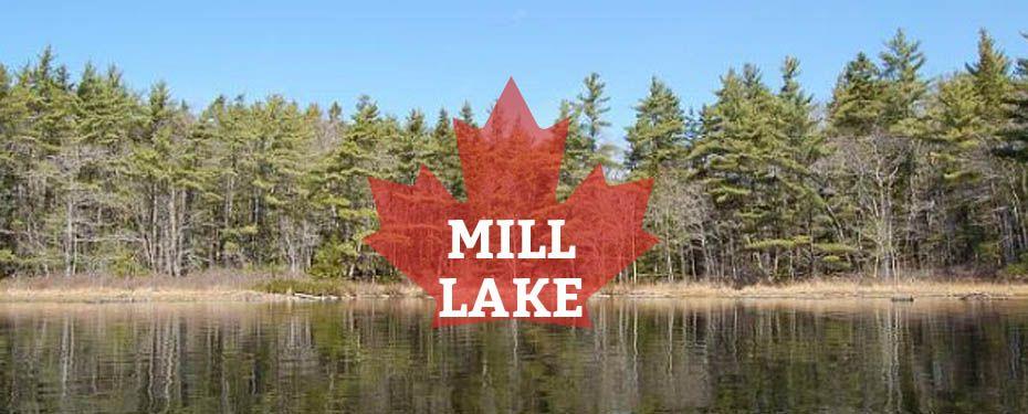 immobilien kanada mill lake