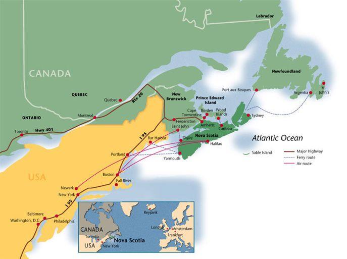 Nova Scotia - Kanada